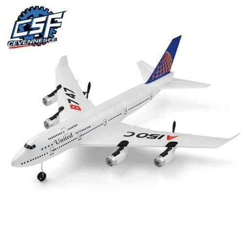 Drone A150-C Boeing B747