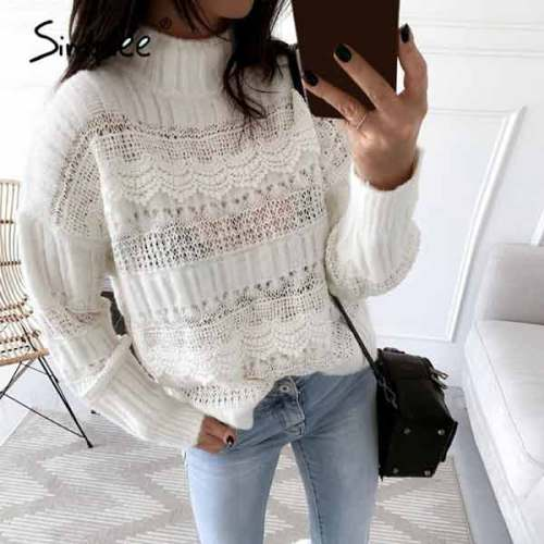 simplee womens sweater