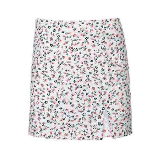 White Mini Skirts