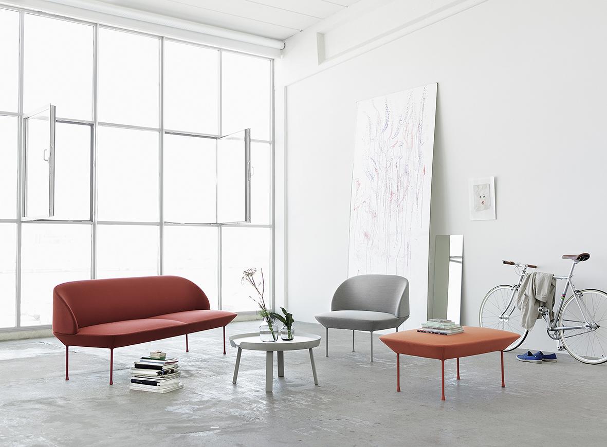Oslo Sofa 2 Seater