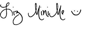 Liz MiniMe Smilie