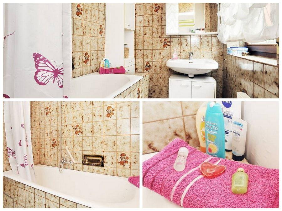 Altes Badezimmer