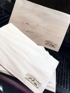Woodwraps-Grillschmecker