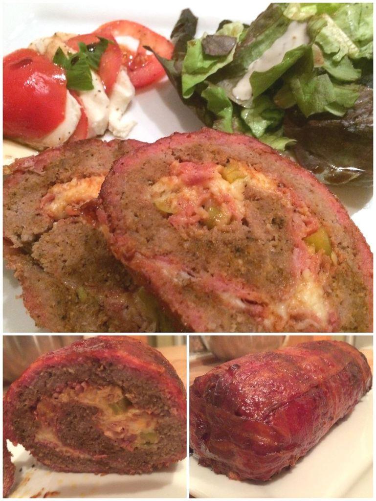 Bacon Bomb: Würzige Hackfleisch-Rolle vom Grill - Mini.Me.
