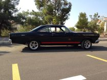 1966 Ford Fairlane 500XL Coupe