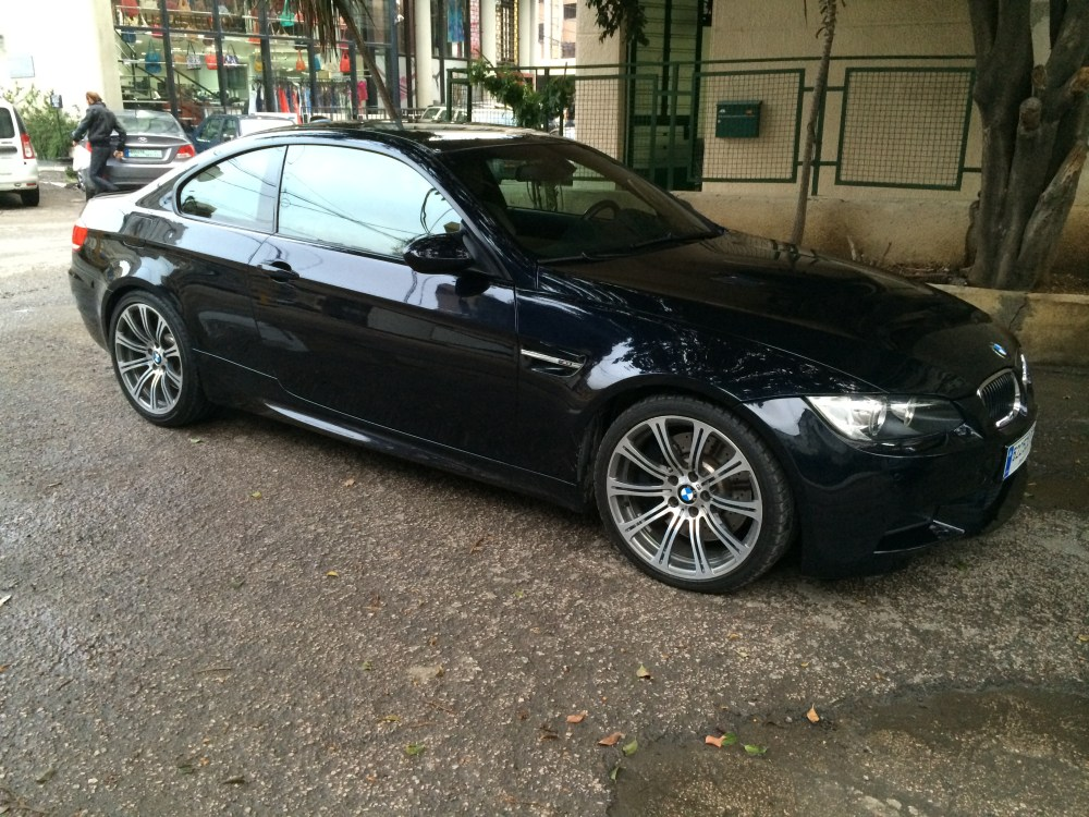 2009 BMW M3 SMG for sale at Mini Me Motors in Beirut, Lebanon (1/6)