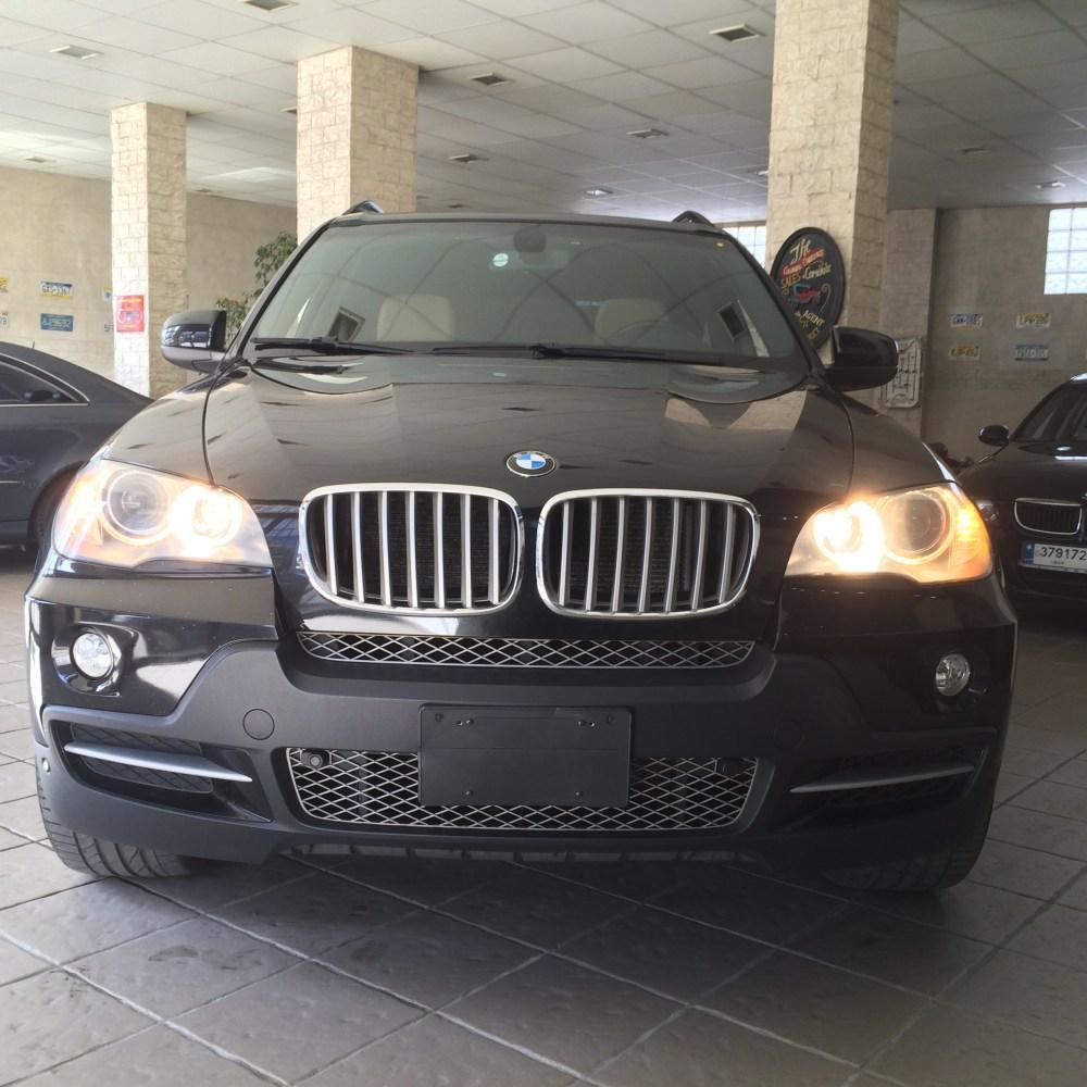 2008 BMW X5 4.8i Sport for sale at Mini Me Motors in Beirut, Lebanon +961 1 879 878. www.minimemotors.com (3/6)