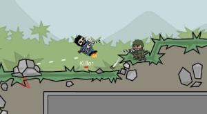 Doodle-army-2-Battle-Tips-And-Tricks-Crouch-300x165 Mini Militia Tips and Tricks to To Win Every Match
