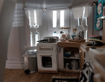 Kitchen of the El Cheapo is finally done!