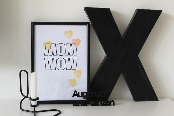 moederdag printable mom wow voorbeeld MINIMIXTAPE