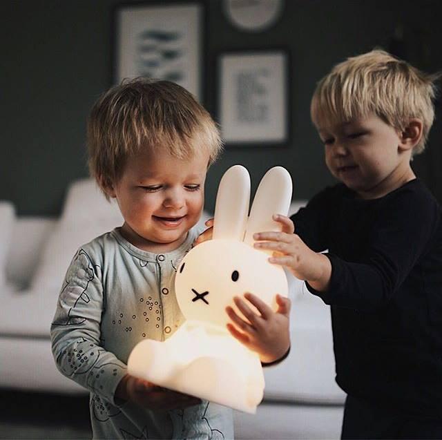 Nijntjes Eerste Licht konijn nachtlampje LED