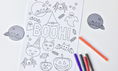 halloween kleurplaat download minimixtape printable