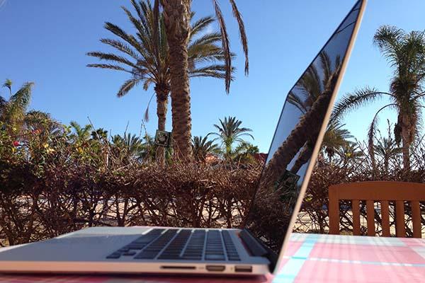 werken ondernemen digital nomad