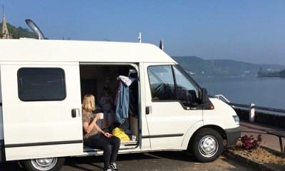 twee maanden reizen met camper