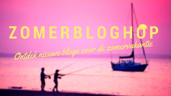 zomerbloghop mamabloggers 2018
