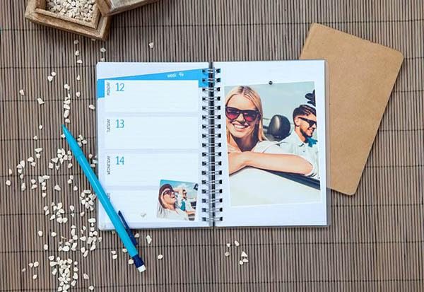 vakantiefoto's afdrukken fotoproduct origineel