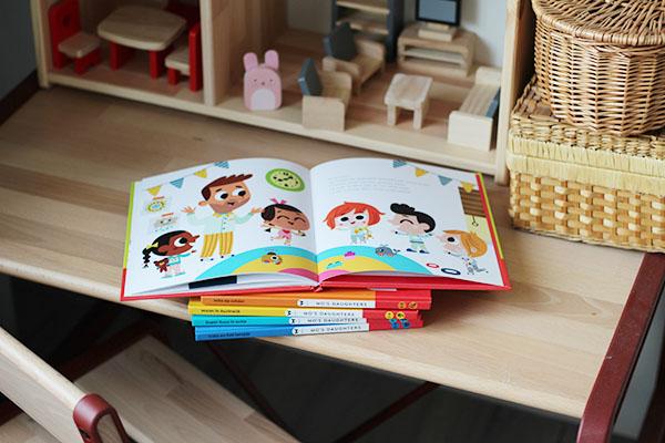 mo's daughters kinderboeken meisjes hoofdrol