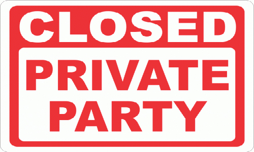 Private Party Club