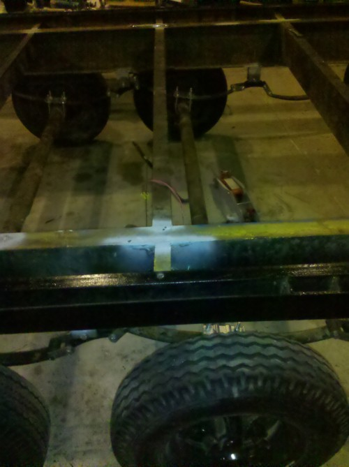 and now there are three axles.