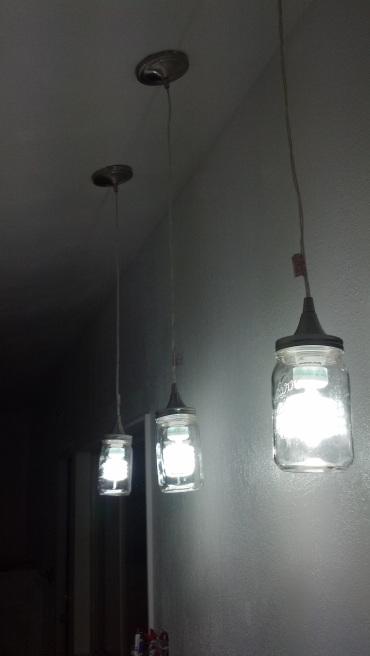 and lights