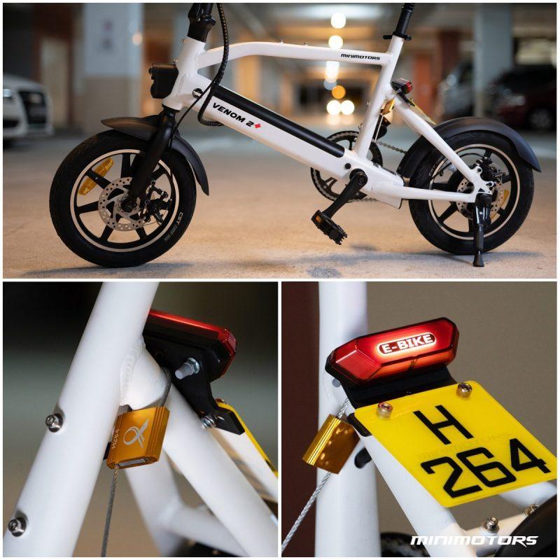 Venom 2+ E-Bike