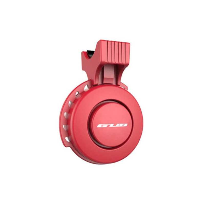GUB Bicycle Electric Horn Q-210 (red)