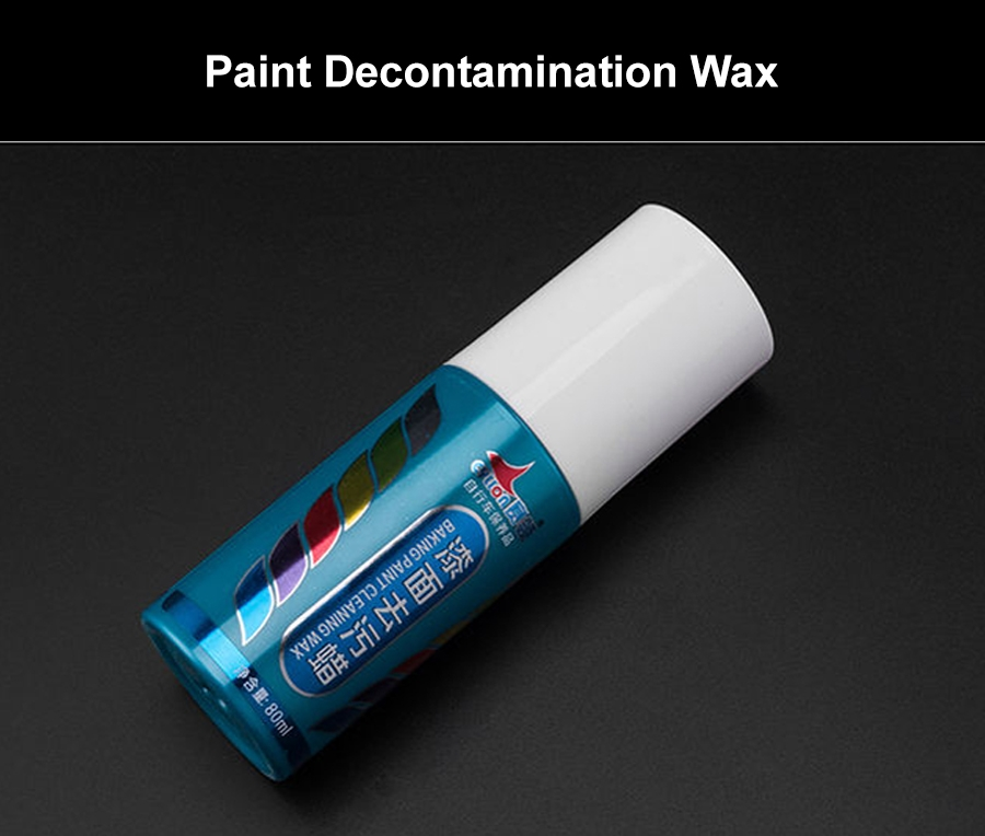 Cylion Baking Paint Cleaning Wax p4