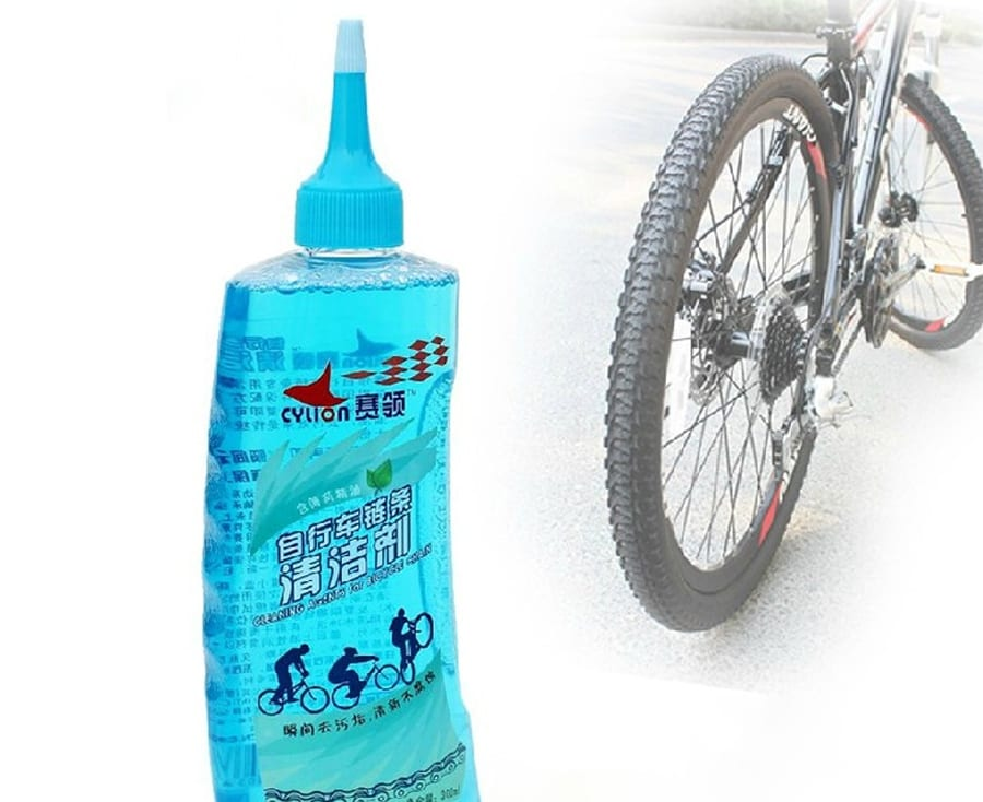 Cylion Cleaning Agents for Bicycle Chain II p8