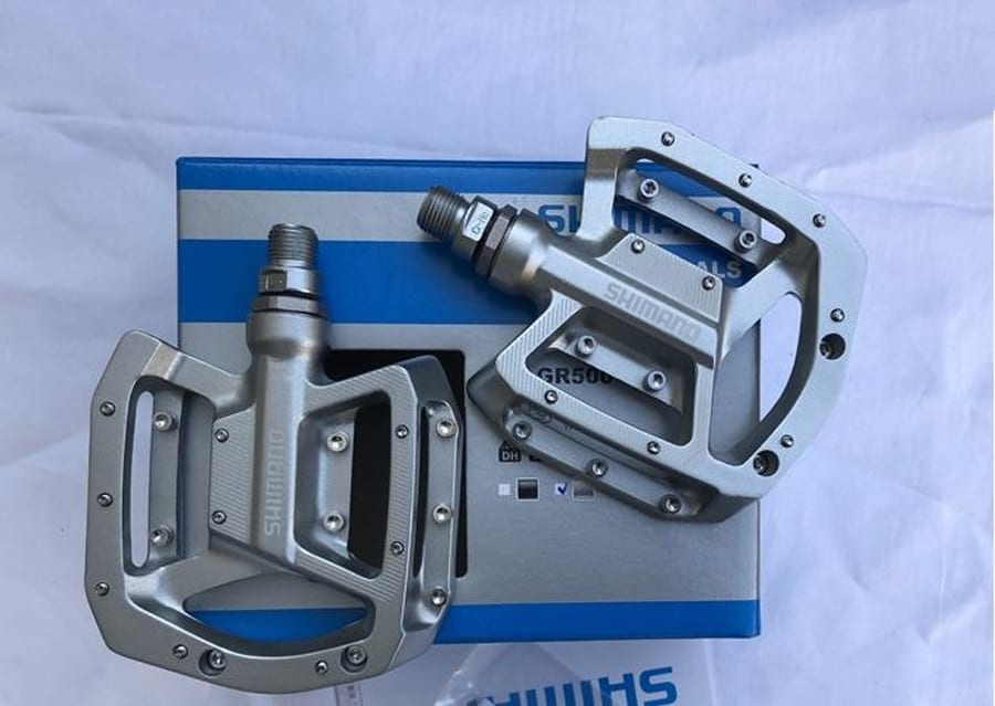 Shimano GR500 Flat Pedals p8