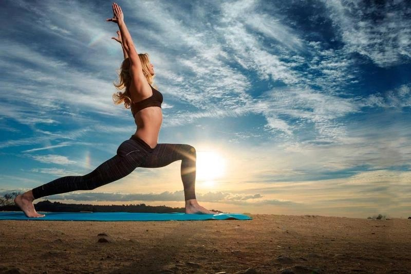 Yoga for athletes: coordination, flexibility, mobility, strength