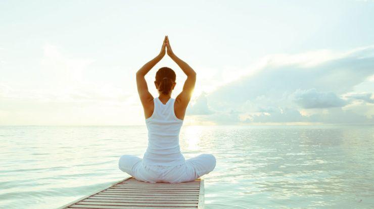 A meditação é deixar ir