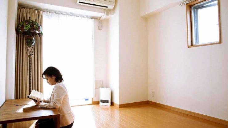 Minimalismo japonês nos ensina a mudar de vida