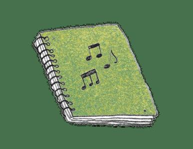Musikheft