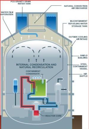 Toshiba's Westinghouse AP1000 Dangerous Nuclear Reactor