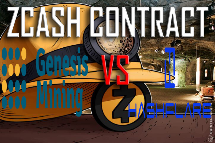Genesis Mining <bold>Zcash</bold> Contract <bold>Vs</bold> Hashflare <bold>Zcash</bold> Contract - Which One Is More Profitable ?