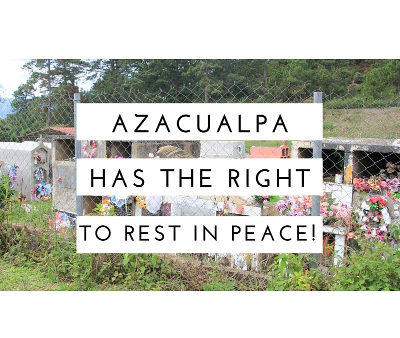 URGENT ACTION : #right2RIP : Tell Aura Minerals to Respect the Dead and the Living in Honduras!