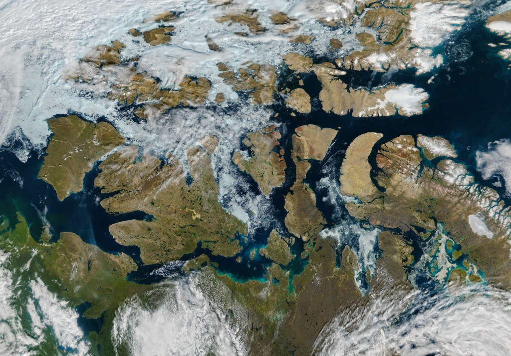 The Northwest Passage (wikipedia)
