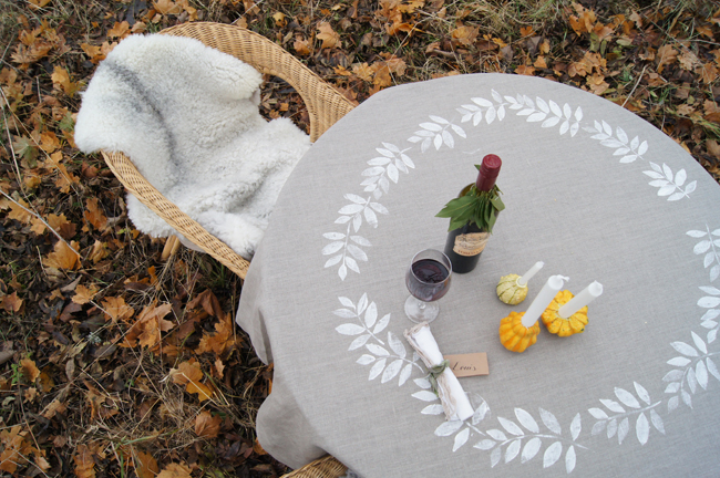 Mini Piccolini's Scandinavian Thanksgiving Inspiration