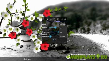 Spring Flowers 3D Parallax Pro