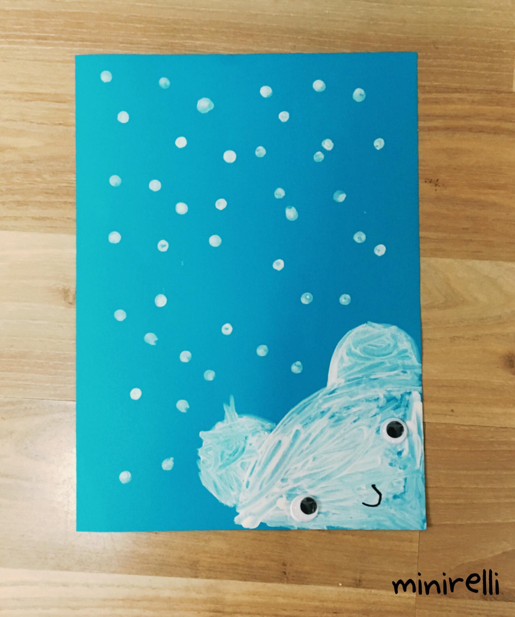 Paint Polar Bears