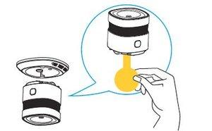 Smart Mini Comelder installatie tekening 1