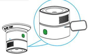 Smart Mini Rookmelder installatie tekening 3