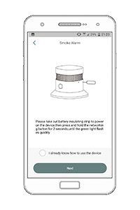 Uitleg Smart Zone App Android Minirookmelder.be 01