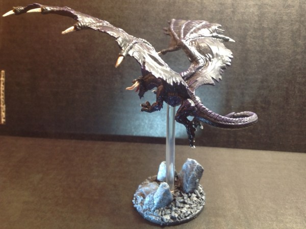 Velathidros, Black Dragon, Temple of Elemental Evil