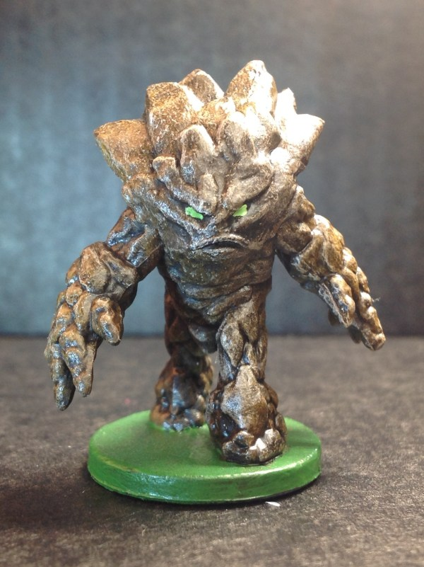 Earth Elemental, Temple of Elemental Evil