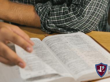 meditación bíblica