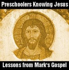 Preschool Lesson about Jesus