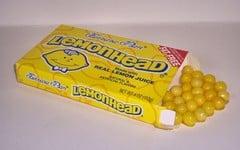 lemon heads make for good friends