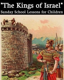 1 kings sunday school activities