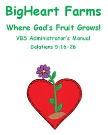 Fruit of the Spirit VBS